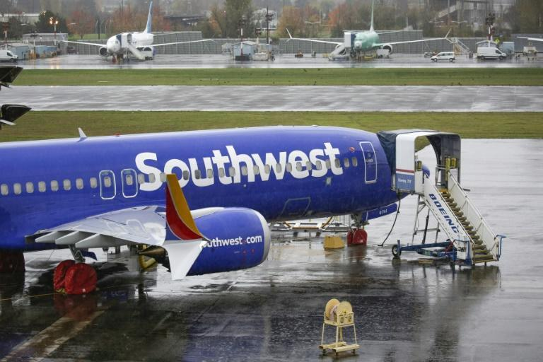 Southwest Airlines announced a large order for the Boeing 737 MAX, solidifying its relationship with the plane maker