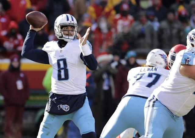 Marcus Mariota could be one of the NFL's next great breakout stars. (AP)