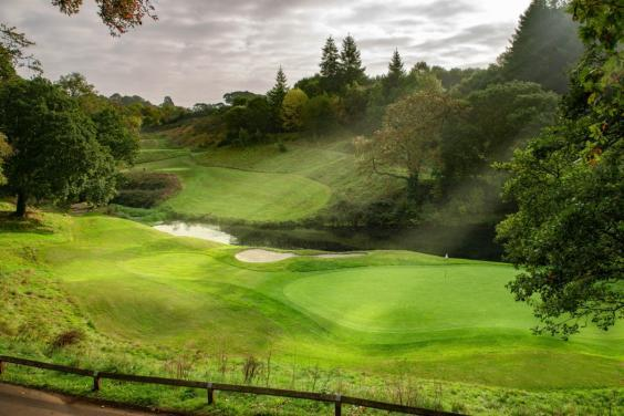 St Mellion is home to Jack Nicklaus' first UK course (St Mellion)
