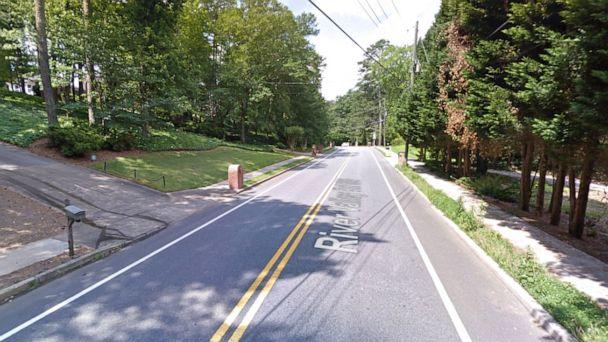 PHOTO: River Valley Rd. in Sandy Springs, Ga. (Google Maps Street View)