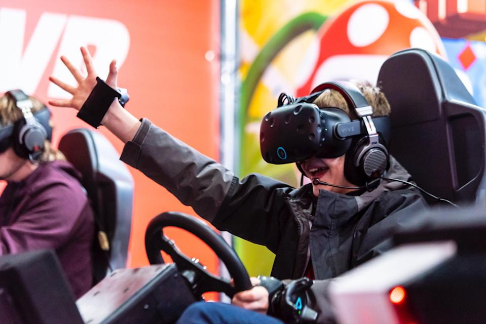 Ten Entertainment Group has revamped sites to offer VR experiences and Houdini escape rooms as well as bowling (Liz Henson Photography)