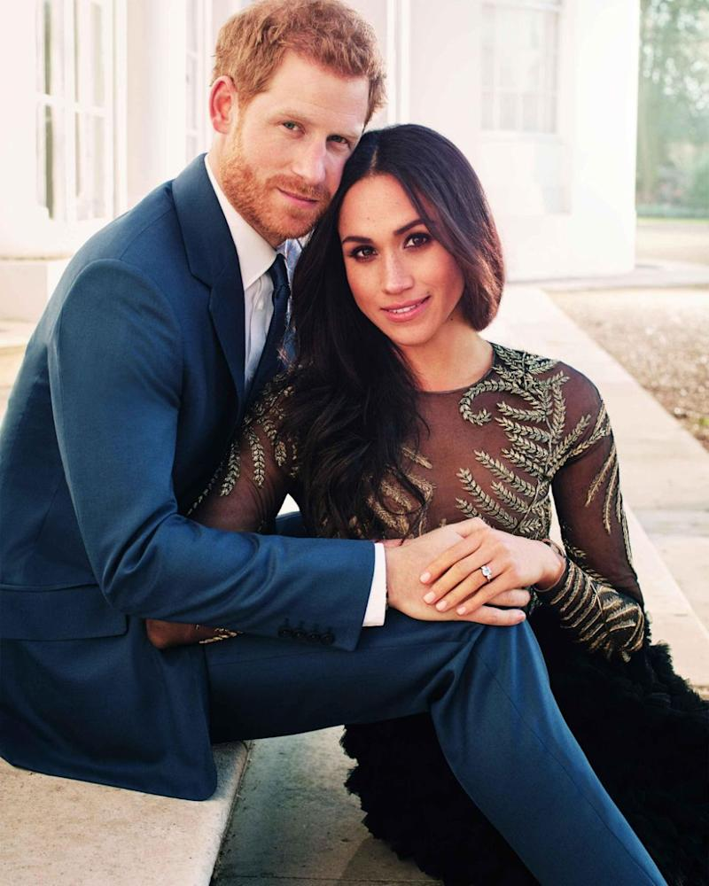Her resolutions this year may be a bit different as she is set to join the royal family in May 2018 with her impending nuptials to Prince Harry. Source: Getty
