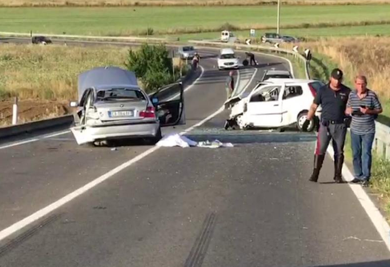 incidente sardegna