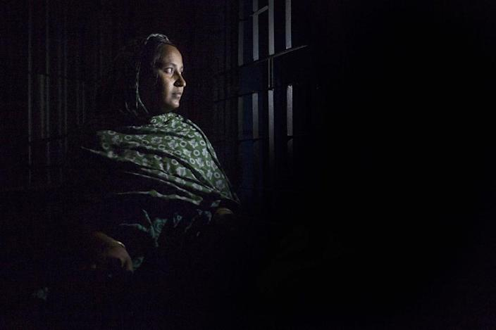 Like many of her village neighbours, 28-year-old Rawshan Ara easily found a local broker and quickly became a victim of Bangladesh's thriving but illegal organ trade (AFP Photo/Suvra Kanti Das)