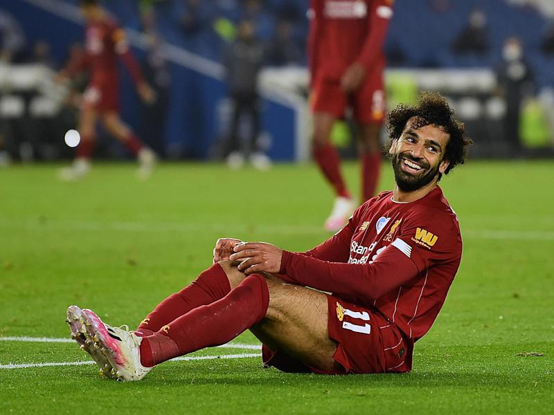 Mohamed Salah of Liverpool: Liverpool FC via Getty Images