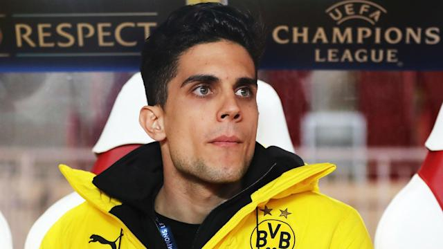 Borussia Dortmund defender Marc Bartra is looking forward to stepping up his return to action soon after posting an update on his condition.