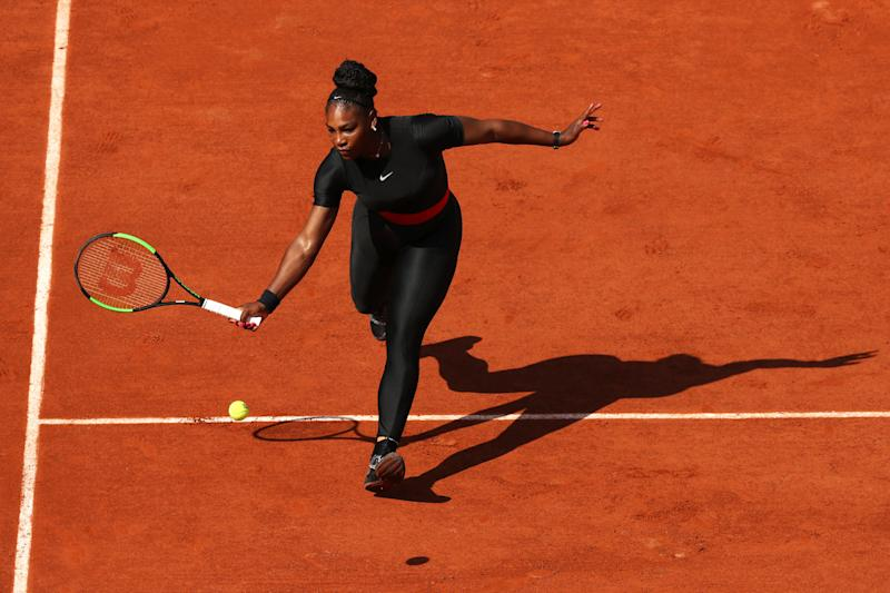 So easy for Serena as she rolls into quarter-finals