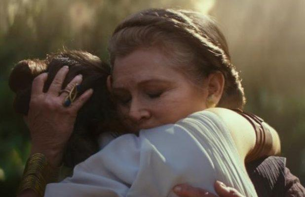 'Star Wars: The Rise of Skywalker' Writer Chris Terrio Says Even More Unused Carrie Fisher Footage Exists