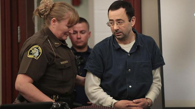 "<p>Nearly 100 women are expected to share their stories of sexual abuse by former USA Gymnastics and Michigan State doctor Larry Nassar as part of his criminal sentencing. The testimonies, which started on Tuesday, are expected to take place throughout the week.</p><p>Nassar pleaded guilty to 10 counts of first-degree criminal sexual conduct with victims as young as six years old. He was sentenced to 60 years in prison after pleading guilty to federal child pornography charges. More than 150 women have said they were abused by Nassar, who was the USA Gymnastics doctor for nearly two decades. </p><p>Nassar sat in the witness stand so that the victims could address him directly. For many of the women, this marks the first and possibly only time they will have the opportunity to speak to him directly.</p><p>On Monday, away from the courtroom, Simone Biles <a href=""https://www.si.com/olympics/2018/01/15/simone-biles-sexually-abused-larry-nassar-usa-gymnastics-doctor"" rel=""nofollow noopener"" target=""_blank"" data-ylk=""slk:came forward with her own account"" class=""link rapid-noclick-resp"">came forward with her own account</a> of abuse by Nassar. She joins Aly Raisman, Gabby Douglas and McKayla Maroney as recent Olympians who said they were abused by him. On Tuesday, Kyle Stephens was among those who emotionally confronted Nassar by recounting her first case of abuse when she was just six years old.</p><p><a href=""https://www.si.com/olympics/2018/01/16/larry-nassar-sentencing-victims-abuse-stories"" rel=""nofollow noopener"" target=""_blank"" data-ylk=""slk:Here is the full rundown of the first day of impact statements by victims"" class=""link rapid-noclick-resp""><strong>Here is the full rundown of the first day of impact statements by victims</strong></a></p><p>Here is what the victims said on Wednesday, according to reporters in the room. <a href=""https://twitter.com/MattMencarini"" rel=""nofollow noopener"" target=""_blank"" data-ylk=""slk:Matt Mencarini of the Lansing State Journal"" class=""link rapid-noclick-resp"">Matt Mencarini of the Lansing State Journal</a>, <a href=""https://twitter.com/LaurenMGibbons"" rel=""nofollow noopener"" target=""_blank"" data-ylk=""slk:Lauren Gibbons of Michigan Live"" class=""link rapid-noclick-resp"">Lauren Gibbons of Michigan Live</a>, <a href=""https://twitter.com/ClaytonCummins"" rel=""nofollow noopener"" target=""_blank"" data-ylk=""slk:Clayton Cummins of WILX News"" class=""link rapid-noclick-resp"">Clayton Cummins of WILX News</a>, <a href=""https://twitter.com/KateLouiseWells"" rel=""nofollow noopener"" target=""_blank"" data-ylk=""slk:Kate Wells of Michigan Radio"" class=""link rapid-noclick-resp"">Kate Wells of Michigan Radio</a> and<a href=""https://twitter.com/JohnBarrESPN"" rel=""nofollow noopener"" target=""_blank"" data-ylk=""slk:John Barr of ESPN"" class=""link rapid-noclick-resp""> John Barr of ESPN</a> are among the reporters providing live updates on Twitter. </p><p>The stories shared by the women contain graphic details and mature subject matter. </p><h3>Gina Nichols, Mother of World Championship Medalist Maggie Nichols</h3><p>Gina Nichols was the first woman to speak on Wednesday when she delivered the impact statement on behalf of her daughter Maggie, who was ""Athlete A"" and the first first to report sexual abuse by Nassar to USA Gymnastics in 2015. Nichols was 15 years old at the time and was treated by Nassar for a back injury. Last week, Nichols criticized USA Gymnastics for not responding faster or doing enough to stop him from assaulting more young women. USA Gymnastics responded by saying it hired a private investigator and interviewed Nichols as well as a second gymnast before concluding that the organization did not have ""a reasonable suspicion that sexual abuse had occurred."" It was not until Olympians Aly Raisman and McKayla Maroney reported abuse by Nassar to USA Gymnastics that the governing body decided to call the FBI—five weeks after Nichols' initial report.</p><p>Kerry Perry, the CEO of USA Gymnastics, was in the courtroom on Wednesday morning after attending Tuesday's hearing. At one point Gina Nichols turned to address Perry and said, ""Shame on MSU, USAG and the USOC.""</p><p>Nichols' mother broke down into tears when she read Maggie's statement. </p><p>""USA Gymnastics and the U.S. Olympic committee did not provide a safe place for us to train,"" Gina Nichols <a href=""https://twitter.com/KateLouiseWells/status/953630903225462784"" rel=""nofollow noopener"" target=""_blank"" data-ylk=""slk:read"" class=""link rapid-noclick-resp"">read</a>. ""I've come to the realization now that my voice can be heard.""</p><p>Gina Nichols directly addressed Nassar and called him ""not a real doctor"" but a pedophile and ""the very best liar.""</p><p>""A real doctor helps heal,"" Gina Nichols said. ""He doesn't hurt. You actually are not a real doctor. You're not a doctor at all. You're a serial child molester. A pedophile.""</p><h3>Tiffany Thomas Lopez</h3><p>Lopez was a softball player at Michigan State who says she told three team trainers about Nassar in the early 2000's. She filed a lawsuit against Nassar and Michigan State in 2016.</p><p>""You and your actions have walked with me every step of the way since I've left Michigan State University."" she said.</p><h3>Jeanette Antolin</h3><p>Antolin was a member of the USA Gymnastics team in the late 1990s. She says she was abused at the Karoyli Ranch, where the U.S. national team trains, in Texas. She <a href=""https://twitter.com/ClaytonCummins/status/953634768989630464"" rel=""nofollow noopener"" target=""_blank"" data-ylk=""slk:said"" class=""link rapid-noclick-resp"">said</a> Nassar ""manipulated and violated every ethical code of being a doctor"" <a href=""https://twitter.com/MattMencarini/status/953634956491874306"" rel=""nofollow noopener"" target=""_blank"" data-ylk=""slk:and"" class=""link rapid-noclick-resp"">and</a> that ""behind his good guy facade there was a monster.""</p><p>Antolin also blamed Michigan State and USA Gymnastics for turning a blind eye to the abuse and instead chose ""money and medals above children.""</p><p>""The little girls you took advantage of so easily have now come back to haunt you,"" Antolin <a href=""https://twitter.com/LaurenMGibbons/status/953635653815865344"" rel=""nofollow noopener"" target=""_blank"" data-ylk=""slk:said"" class=""link rapid-noclick-resp"">said</a>.</p><p>Antolin asked that Nassar receive the maximum sentence, which will be determined on Friday.</p><h3>Amanda Thomashow</h3><p>Thomashow, who is the sister of Jessica Thomashow (a victim who spoke on Tuesday), reported abuse by Nassar to Michigan State in 2014 but he was cleared by a Title IX report and allowed to return to work a few months later. Nassar went on to continue his abuse. According to Matt Mencarini of the <em>Lansing State Journal</em>, Michigan State's 2014 investigation was based on the opinion of four medial experts from the university who had ties to Nassar. The investigation yielded two final reports: one was given to Thomashow and the other was kept by the university.</p><p>Thomashow called out Michigan State on Wednesday.</p><p>Judge Rosemarie Aquilina told Thomashow that Nassar ""will never be free"" and that ""the next judge he faces will be God.""</p><h3>Victim 105</h3><p>The mother of an anonymous victim spoke and said Nassar took the ""beautiful"" and ""innocent"" years of her daughter's life.</p><p>""I hate you,"" the mother <a href=""https://twitter.com/KateLouiseWells/status/953643272441823232"" rel=""nofollow noopener"" target=""_blank"" data-ylk=""slk:said"" class=""link rapid-noclick-resp"">said</a>. ""I wish our daughter's pain on you...I'm sure the inmates in prison will take care of that. They don't care much for pedophiles, from what I hear. Good luck with that.""</p><h3>Gwen Anderson</h3><p>Anderson planned to speak anonymously but decided to change her mind. She is currently a teacher and said she looks at her students as a reminder of how defenseless she was when Nassar abused her. </p><p>During her testimony, her former coach Thomas Brennan yelled at Nassar to ""Look at her!"" Nassar <a href=""https://twitter.com/MattMencarini/status/953645784582492160"" rel=""nofollow noopener"" target=""_blank"" data-ylk=""slk:was"" class=""link rapid-noclick-resp"">was</a> looking down and scribbling notes before mumbling. He also chimed in by saying ""For the record, go to hell."" Brennan <a href=""https://twitter.com/KateLouiseWells/status/953647732673171462"" rel=""nofollow noopener"" target=""_blank"" data-ylk=""slk:added"" class=""link rapid-noclick-resp"">added</a> he feel guilt for having sent ""more than 100 kids"" to him over the years.</p><h3>Amanda Barterian</h3><p>?Barterian was 11 years old when she was first abused by Nassar.</p><p>""I am here to gain closure,"" she <a href=""https://twitter.com/WLNSAlexandra/status/953648689339387905"" rel=""nofollow noopener"" target=""_blank"" data-ylk=""slk:said"" class=""link rapid-noclick-resp"">said</a>.</p><h3>Jaime Doski</h3><p>Doski was 12 years old when she was abused by Nassar when she sought treatment for her back pain. She <a href=""https://twitter.com/ClaytonCummins/status/953649973341708291"" rel=""nofollow noopener"" target=""_blank"" data-ylk=""slk:believes"" class=""link rapid-noclick-resp"">believes</a> she was abused by Nassar on 10 different occasions. </p><p>Her husband, Ryan, took a second to tell Nassar, ""There are circles of hell reserved for people like you.""</p><h3>Jannelle Moul</h3><p>Moul said she was abused by two men in the gymnastics community and Nassar was just one of them. She now has daughters but said she struggled with allowing them to be part of the community.</p><h3>Madeline Jones</h3><p>Jones, a former gymnast, made her statement through a video conference that was played on the screen in the courtroom. She is one of the women who Nassar pleaded guilty to sexually assaulting. She opened with a statement from her mother, who <a href=""https://twitter.com/MattMencarini/status/953661655069745154"" rel=""nofollow noopener"" target=""_blank"" data-ylk=""slk:helped her"" class=""link rapid-noclick-resp"">helped her</a> when she contemplated suicide at 12 years old. Jones' mother was present in the room when Nassar was abusing her <a href=""https://twitter.com/MattMencarini/status/953662189537251329"" rel=""nofollow noopener"" target=""_blank"" data-ylk=""slk:and"" class=""link rapid-noclick-resp"">and</a> he was able to hold a conversation about Catholicism with the mother.</p><p>""You chose your actions. You chose to sexually assault little girls,"" Jones said.</p><p>Jones is a biology major in college and said she will be a better doctor than Nassar could ever dream to be. Aquilina asked Jones whether she wants restitution as part of his sentence and she said yes.</p><h3>Kayla Spicher</h3><p>Spicher said she debated whether she wanted to be identified but decided to go public. </p><p>""We are not victims,"" she <a href=""https://twitter.com/MattMencarini/status/953690921618591744"" rel=""nofollow noopener"" target=""_blank"" data-ylk=""slk:said"" class=""link rapid-noclick-resp"">said</a>. ""We are survivors.""</p><h3>Jennifer Hayes</h3><p>Hayes was a skater at Michigan State when she was abused by Nassar. She noted Nassar<a href=""https://twitter.com/MattMencarini/status/953692008173965312"" rel=""nofollow noopener"" target=""_blank"" data-ylk=""slk:did not include references"" class=""link rapid-noclick-resp""> did not include references</a> to what he called ""procedures"" in her medical chart. On Wednesday, she confronted Nassar and <a href=""https://twitter.com/SarahRahal_/status/953692696106946560"" rel=""nofollow noopener"" target=""_blank"" data-ylk=""slk:said"" class=""link rapid-noclick-resp"">said</a> he ""parted my legs and forcefully pushed your dry fingers in my vagina...inside me for about 15 minutes at each session. You told me you would realign my back by doing this.""</p><p>""You are the one person who caused the forest fire, and it was your match,"" she <a href=""https://twitter.com/Lmazade/status/953693708398071809"" rel=""nofollow noopener"" target=""_blank"" data-ylk=""slk:told"" class=""link rapid-noclick-resp"">told</a> Nassar.</p><h3>Nicole Walker</h3><p>Walker was a gymnast when she was abused by Nassar. She <a href=""https://twitter.com/ClaytonCummins/status/953696163177336832"" rel=""nofollow noopener"" target=""_blank"" data-ylk=""slk:told"" class=""link rapid-noclick-resp"">told</a> the court room she lost 30 pounds, stopped playing sports and developed an eating disorder after she was abused by Nassar.</p><h3>Victim 75</h3><p>Victim 75 wished to remain anonymous but was a rowing athlete. She was abused with training staff members in the room.</p><p>""He put his hand under my sports bra so he could cup my breast,"" the victim <a href=""https://twitter.com/SarahRahal_/status/953698217421656065"" rel=""nofollow noopener"" target=""_blank"" data-ylk=""slk:said"" class=""link rapid-noclick-resp"">said</a>. ""He then put his hands under my underwear line, on my vagina during the same appointment.""</p><h3>Chelsea Williams</h3><p>Williams was initially going to remain anonymous as Victim No. 118 but she was inspired by the other women who have chosen to be identified. Williams was a gymnast and was first assaulted by Nassar when she was 16 years old. She said Nassar <a href=""https://twitter.com/ClaytonCummins/status/953700538482348032"" rel=""nofollow noopener"" target=""_blank"" data-ylk=""slk:thanked"" class=""link rapid-noclick-resp"">thanked</a> her for trusting him after penetrating her for 15 to 20 minutes. She <a href=""https://twitter.com/MattMencarini/status/953701171822256129"" rel=""nofollow noopener"" target=""_blank"" data-ylk=""slk:said"" class=""link rapid-noclick-resp"">said</a> Nassar abused her at least 20 times, would make oral sex jokes with her and even discussed drinking beer with her. She often <a href=""https://twitter.com/LaurenMGibbons/status/953702495758450693"" rel=""nofollow noopener"" target=""_blank"" data-ylk=""slk:wondered"" class=""link rapid-noclick-resp"">wondered</a> whether his treatment room at Michigan State with photos of Olympians and athletes was a ""shrine of his conquests of his victims.""</p><h3>Stephanie Robinson</h3><p>Robinson is a minor who initially wanted to remain anonymous but <a href=""https://twitter.com/ClaytonCummins/status/953705359000076288"" rel=""nofollow noopener"" target=""_blank"" data-ylk=""slk:decided"" class=""link rapid-noclick-resp"">decided</a> to be identified Wednesday. She was accompanied by her father. Robinson said she once looked up to Nassar as a doctor and even shadowed him for a day. </p><p>""I came to the stand as a victim and I leave as a victor,"" she <a href=""https://twitter.com/thegymterdotnet/status/953706037361692673"" rel=""nofollow noopener"" target=""_blank"" data-ylk=""slk:said"" class=""link rapid-noclick-resp"">said</a>.</p><h3>Carrie Hogan</h3><p>initially wanted to remain anonymous but decided to put a name to her story. She played softball at Michigan State and is now a teacher. She <a href=""https://twitter.com/MattMencarini/status/953708805963091968"" rel=""nofollow noopener"" target=""_blank"" data-ylk=""slk:said"" class=""link rapid-noclick-resp"">said</a> every time Michigan State issues a statement regarding Nassar or even putting on a Michigan State sweatshirt, she cringes.</p><p>""I am broken,"" Hogan said. ""I'm tired. I feel like life has been sucked out of me. I'm in desperate need for healing.""</p><h3>Helena Weick</h3><p>?Weick is another woman who just decided to be identified Wednesday. She said she was 12 years old when she was first abused by Nassar. She said her relationship with her mother, Lee, was strained because they were in the room together when Nassar abused Helena. The mother had no knowledge of it at the time.</p><p>Her mother was in attendance and told the judge that institutions must be held accountable for Nassar's actions. Michigan State University President Lou Ann K. Simon is in attendance for the Wednesday afternoon hearing. Simon told reporters she did not attend on Tuesday because she did not want to be ""a distraction.""</p><h3>Victim 28</h3><p>Victim 28 is a minor and wished to remain anonymous.</p><h3>A Letter from Dr. Steven Karageanes</h3><p>Nassar's attorney objected to having an impact statement read by someone who was not a victim but the judge said it was important for the medical community to have a voice. The statement from a doctor <a href=""https://twitter.com/MattMencarini/status/953722860257689600"" rel=""nofollow noopener"" target=""_blank"" data-ylk=""slk:might not"" class=""link rapid-noclick-resp"">might not</a> impact her decision. Dr. Karageanes wrote that Nassar made the other doctors believe that he was a good doctor in order to continue treating and abusing girls and women. Before the stories in local newspapers started being published, Nassar <a href=""https://twitter.com/MattMencarini/status/953724090023579648"" rel=""nofollow noopener"" target=""_blank"" data-ylk=""slk:asked"" class=""link rapid-noclick-resp"">asked</a> Karageanes to speak with Michigan State Police and get support from others in the medical field. Karageanes <a href=""https://twitter.com/MattMencarini/status/953725488769503232"" rel=""nofollow noopener"" target=""_blank"" data-ylk=""slk:apologized"" class=""link rapid-noclick-resp"">apologized</a> to the victims of Nassar's abuse, whom he had referred to Nassar as patients. </p><p>""Nassar wrote a chapter in my textbook in 2004 on techniques to use near genitalia,"" Karageanes <a href=""https://twitter.com/SarahRahal_/status/953724513438654465"" rel=""nofollow noopener"" target=""_blank"" data-ylk=""slk:said"" class=""link rapid-noclick-resp"">said</a>. ""He did all this and used his credibility to get doctors to keep feeding him victims.""</p><h3>Victim 10</h3><p>Victim 10 wished to remain anonymous but was a gymnast who <a href=""https://twitter.com/SarahRahal_/status/953727639914770433"" rel=""nofollow noopener"" target=""_blank"" data-ylk=""slk:sought out"" class=""link rapid-noclick-resp"">sought out</a> Nassar for treatment as the ""famous Olympic gymnastics team doctor."" She said she was groped and assaulted four times.</p><h3>A letter by Taryn Look</h3><p>Look was 14 years old and competed as a member of the USA Gymnastics national team when she was abused. Her statement <a href=""https://twitter.com/ClaytonCummins/status/953732817145421824"" rel=""nofollow noopener"" target=""_blank"" data-ylk=""slk:was read"" class=""link rapid-noclick-resp"">was read</a> in court and said she wanted to end her life after Nassar's abuse. She blamed Michigan State and USA Gymnastics for allowing Nassar to abuse young women. </p><p><em>This post will continue to be updated with the stories shared from the courtroom on Wednesday.</em></p>"
