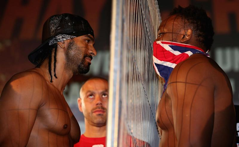 Chisora has enjoyed a rollercoaster careerGetty Images