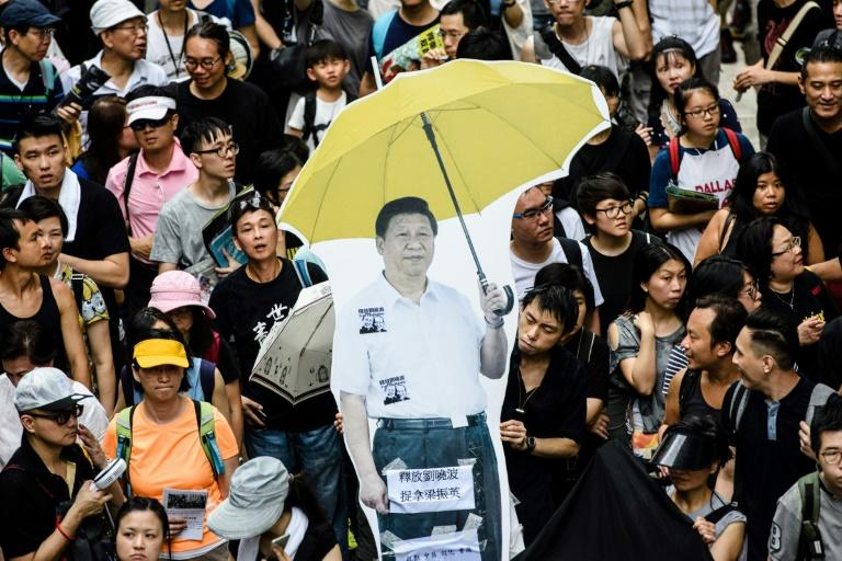 20 years on, Beijing rips up deal over Hong Kong