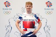 Jack Laugher will be looking for more Olympic success
