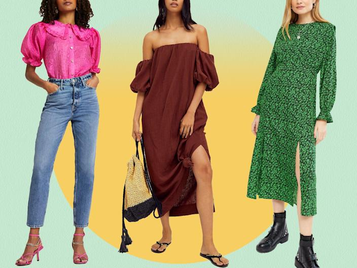 <p>Feel comfortable and put together with our pick of fashionable buys available now</p> (The Independent)