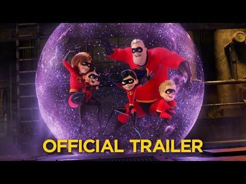 "<p><a rel=""nofollow"" href=""https://www.fandango.com/the-incredibles-2-185805/movie-times"">BUY TICKETS</a><br></p><p>After a long, long wait, <em>Incredibles 2 </em> is finally here! This time, Mr. Incredible's challenge is managing his three kids while Elastigirl fights the bad guys. The movie will be in theaters over Father's Day weekend, so treat Dad to a movie ticket and an extra-large popcorn. </p><p><a rel=""nofollow"" href=""https://www.youtube.com/watch?v=i5qOzqD9Rms"">See the original post on Youtube</a></p>"