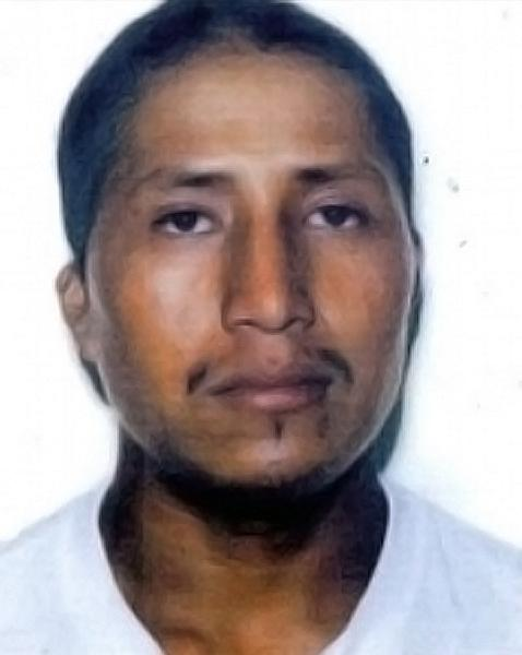 Felipe Santos is seen in an undated photo provided by the Collier, Fla., Sheriff's Office. Santos and Terrance Williams disappeared into thin air eight years ago off the streets of southwest Florida. Santos, an illegal immigrant, and Williams, a black man, had little in common until they disappeared within months of each other about eight years ago in southwest Florida, except that both went missing right after encounters with then-Collier Sheriff's Deputy Steven Calkins. (AP Photo/Collier Sheriff's Office)