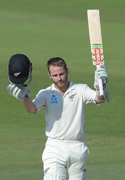 New Zealand captain Kane Williamson made a masterly 139 not out