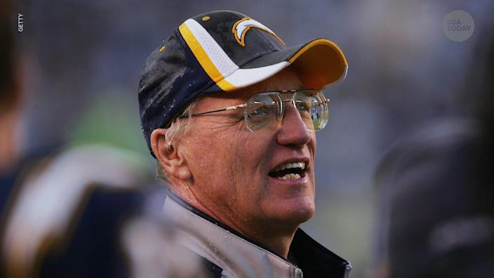 Legendary NFL head coach Marty Schottenheimer died at 77 years old in hospice care from Alzheimer's Disease.