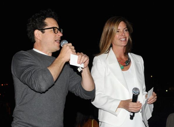 Everybody Loves J.J.:  The All-Star Gravity of Abrams' Rooftop Soiree (Photos)