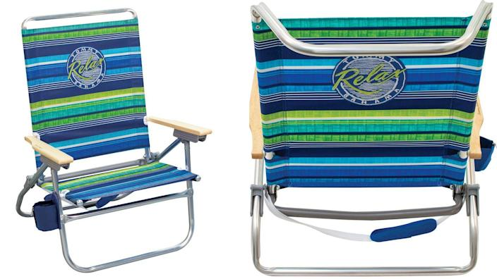 Tommy Bahama is by far the most trusted brand of beach chairs.