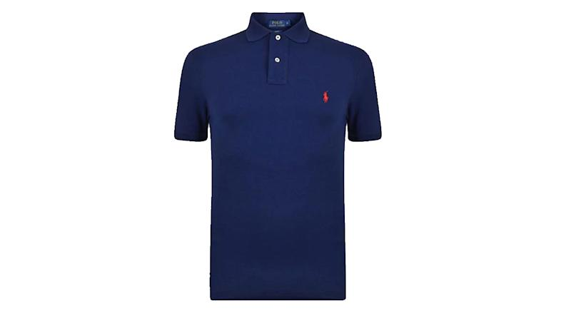Polo Ralph Lauren Custom Slim Fit Polo