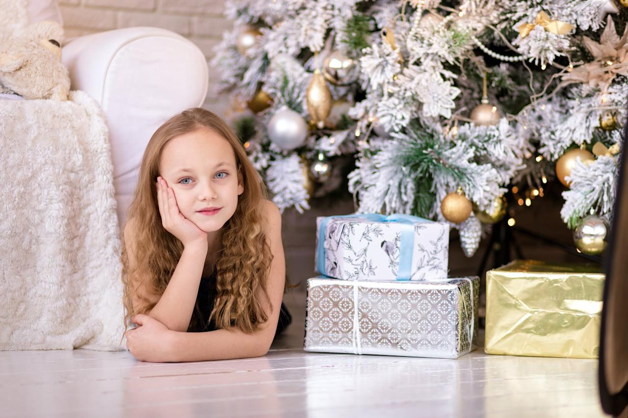 <p>Kids are smart, period. If they're old enough (or mature enough) to understand that you and your partner are no longer together, sit them down and explain that to them. Let them know that they won't be spending the holidays with you this year ahead of time, instead of waiting until the last minute. </p>