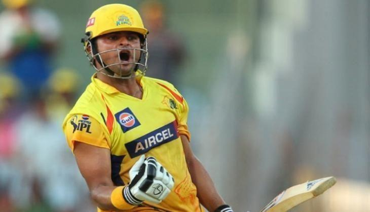 Suresh Raina's partnership with Murali Vijay took Chennai Super Kings to an easy victory in IPL 2010