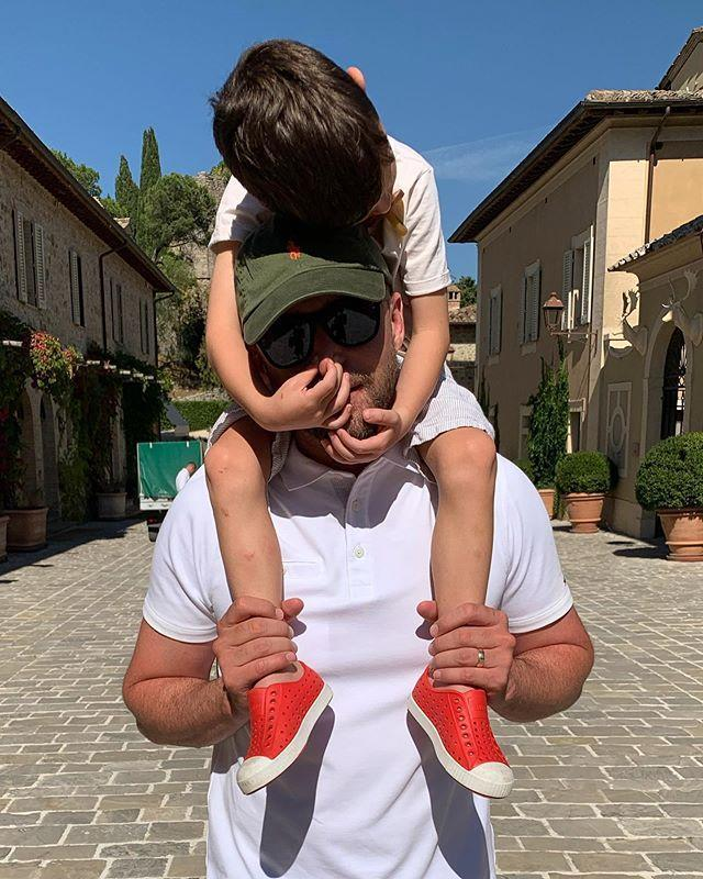"""<p>Biel posted this funny dad moment to give tribute to Justin Timberlake. """"Being a dad can sometimes be a thankless job, but today we hope you know how important you are in our lives. We love you forever and ever and a day. Love mom and Silas ❤️,"""" she wrote, in part.</p><p><a href=""""https://www.instagram.com/p/CBtG41zBZ0w/"""" rel=""""nofollow noopener"""" target=""""_blank"""" data-ylk=""""slk:See the original post on Instagram"""" class=""""link rapid-noclick-resp"""">See the original post on Instagram</a></p>"""