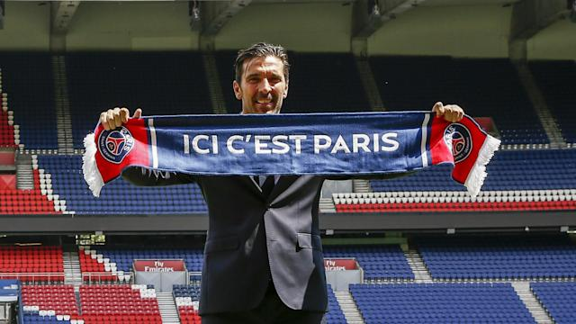 Although he is now 40, the Italy legend is looking to win the top job at Parc des Princes next season