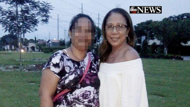 PHOTO: ABC News has obtained photos of Marilou Danley with family members in the Philippines on Sept. 29, 2017, at a family gathering at a cemetery to commemorate the birthday of a niece of Danley's who had died. (Obtained by ABC News)