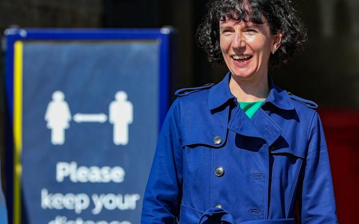 Anneliese Dodds: Shadow chancellor by name, shadow by nature - PA