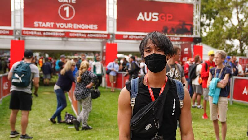 The Australian Formula One Grand Prix has been cancelled due to the coronavirus outbreak
