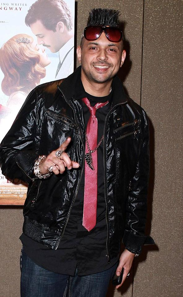 """January 8: Sean Paul turns 38 Donna Ward/<a href=""""http://www.gettyimages.com/"""" target=""""new"""">GettyImages.com</a> - November 18, 2010"""