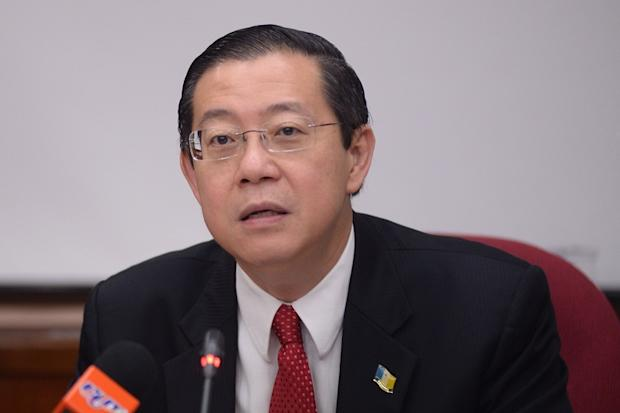 Penang Chief Minister Lim Guan Eng (pic) and Phang Li Koon had filed motions to the court seeking a declaration that Section 62 of the MACC Act is unconstitutional and void. — Picture by K.E. Ooi