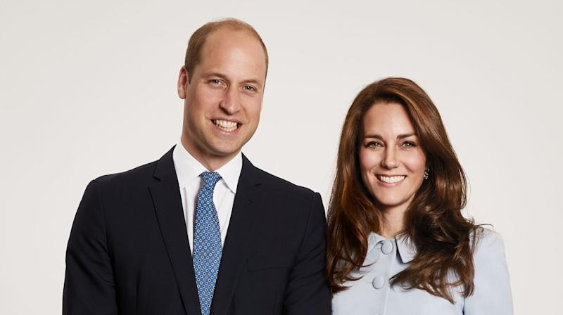 The Duke and Duchess of Cambridge released their Christmas card on Monday and it's guaranteed to fill your heart with glee.
