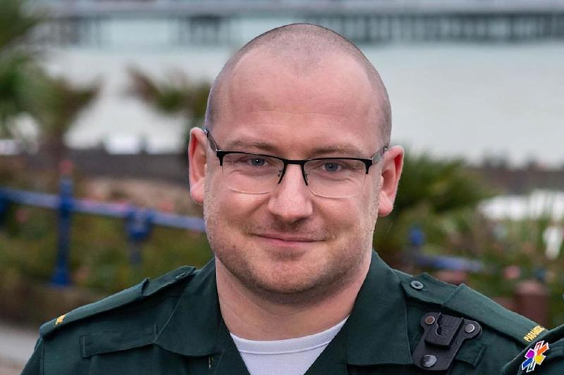 He is also urging the public to only dial 999 in an emergency (PA)