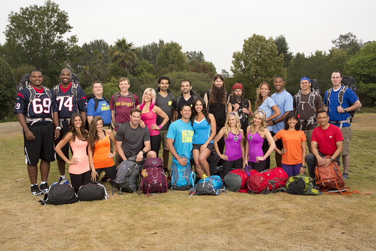 "11 teams will embark on a sprint around the globe for $1 million dollars on the new season of ""The Amazing Race."""