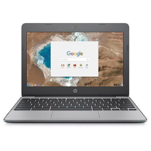 "Full price: $300<br /><a href=""https://www.target.com/s?searchTerm=HP+Chromebook&clkid=40ecd019N8ea6360d5a5d75a152c3b9aa&lnm=81938#sneakTo=51674953"" target=""_blank"">Sale price: $220</a>"