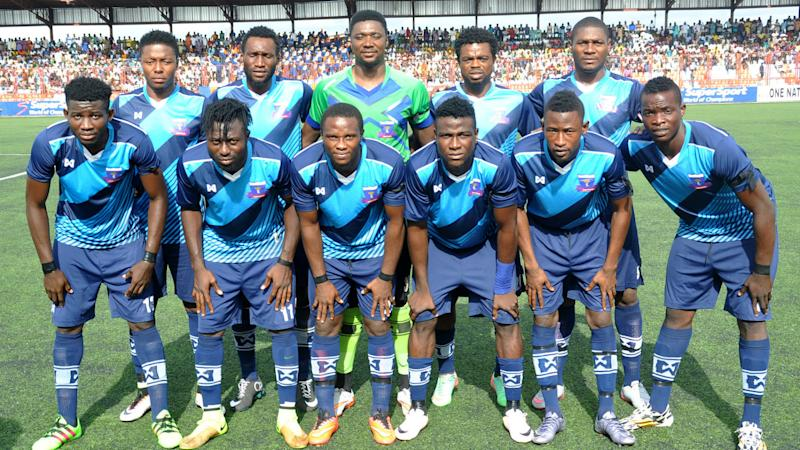 Lobi Stars 2 Mamelodi Sundowns 1: Kone and Mathias hand Nigerians winning start