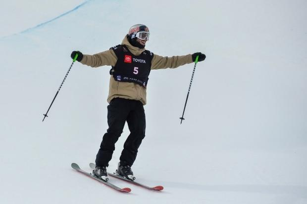 Canada's Bowman soars to gold, Karker secures silver at ski halfpipe World Cup