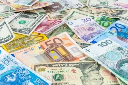 The USD pared some of the gains it made last week against Asian currencies