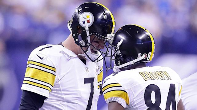 The Steelers will look to get back to the AFC championship game against a schedule that includes a rematch against the Super Bowl champion New England Patriots.