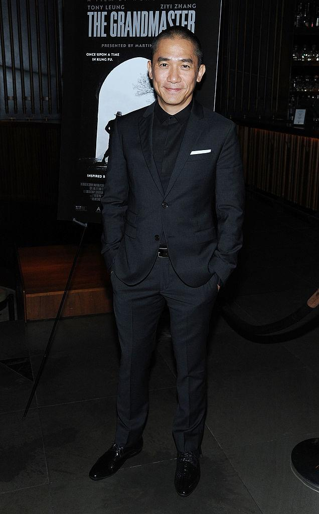 NEW YORK, NY - AUGUST 13: Actor Tony Leung attends 'The Grandmaster' New York Screening after party at Forty Four at the Royalton on August 13, 2013 in New York City. (Photo by Ilya S. Savenok/Getty Images)