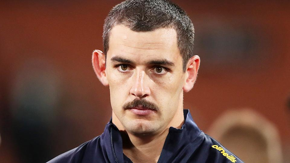 Adelaide Crows forward Taylor Walker is pictured.