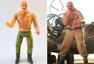 <p>Anyone want to buy an action figure of the Nazi henchman from 'Raiders of the Lost Ark?' Anyone? Anyone?!? (Photo: Pinterest/Paramount)</p>