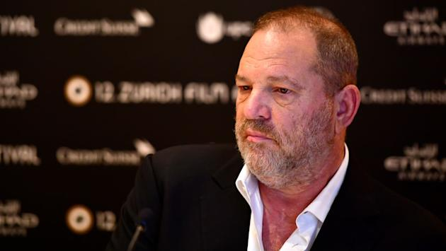 Harvey asks just to force Weinstein Co. to hand over files