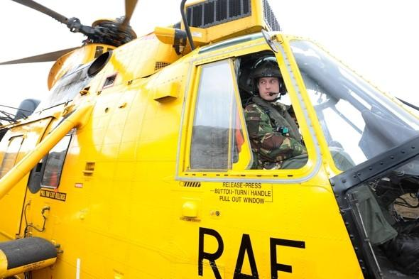 Queen treats Prince William and Kate Middleton to new £8m helicopter