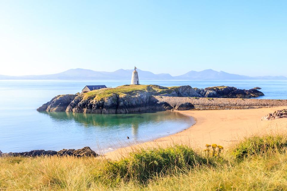 Anglesey - getty