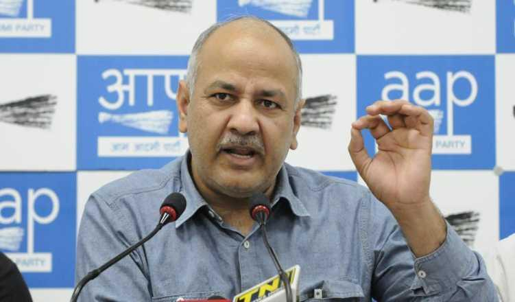 AAP ready to join hands with non-BJP front post poll to defeat BJP: Manish Sisodia