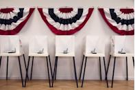 <p>Ever feel like you need a drink before hitting the polls? Well in Colorado you'd be out of luck. No liquor may be sold on election days in the state.</p>