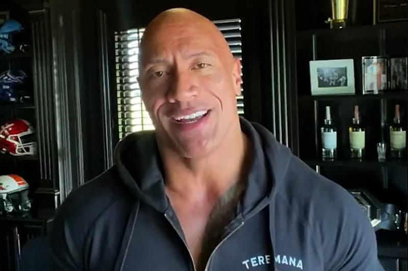 Dwayne 'The Rock' Johnson, His Wife and Daughters, 4 and 2, Test Positive for COVID-19